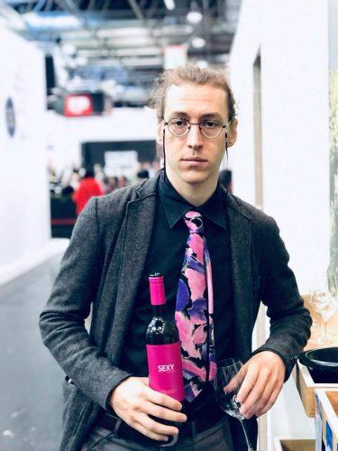 Wein und Sexy